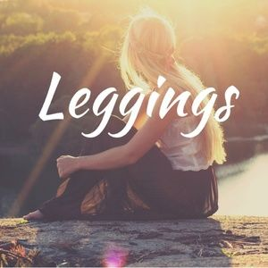 Pants - Leggings